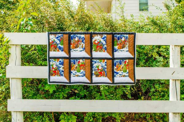 Amish and Mennonite Made Quilts – Santa's Window