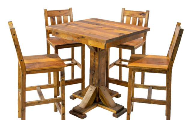 Bar Table and Chair Set