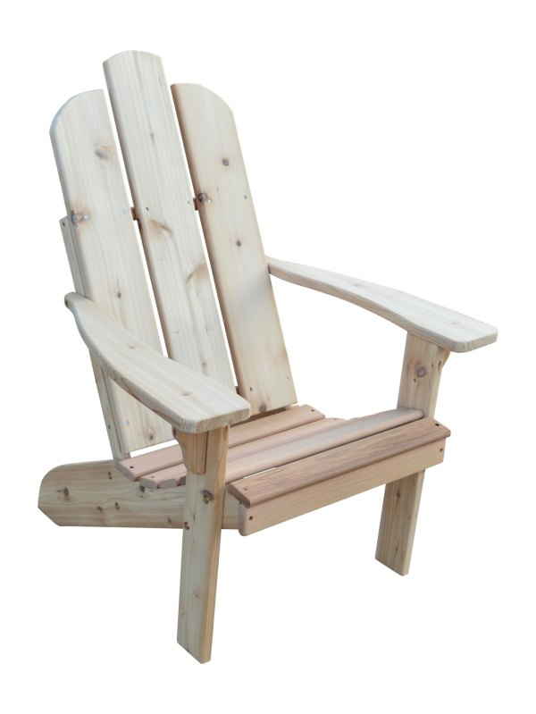 Mountain Adirondack Chair