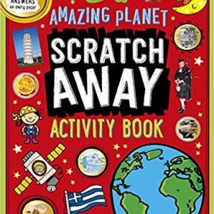 Amazing Planets Scratch Away Activity by House of Marbles