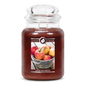 Apple Bourbon 24oz Candle