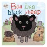 Baa Baa Black Sheep Chunky Book by House of Marbles