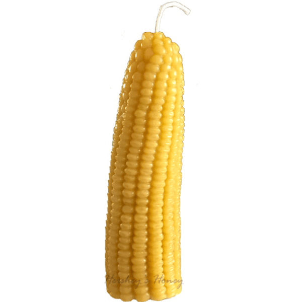 Beeswax Candle Corn Cob Mold