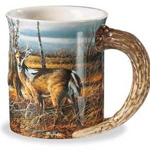 Birch Line Sculpted Coffee Mug