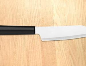 Cook's Utility Knife Black