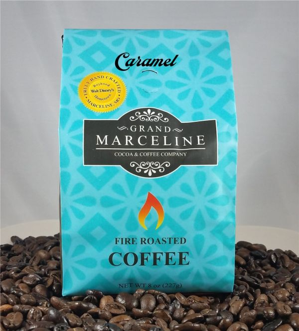 Grand Marceline Caramel Ground Coffee