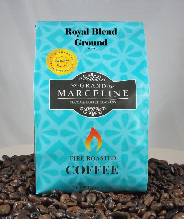 Grand Marceline Royal Medium Roast Ground Coffee