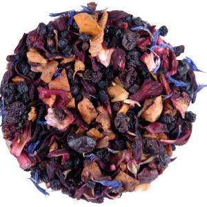 Elmwood Inn Fine Tea Blueberry Caffeine-free Fruit Infusion