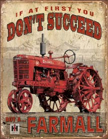 FARMALL- SUCCEED