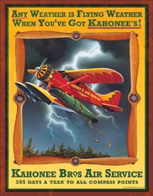 KAHONEE AIR SERVICE
