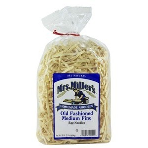 Old Fashioned Medium Fine Noodles