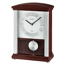 Rothesay Contemporary Mantel Clock