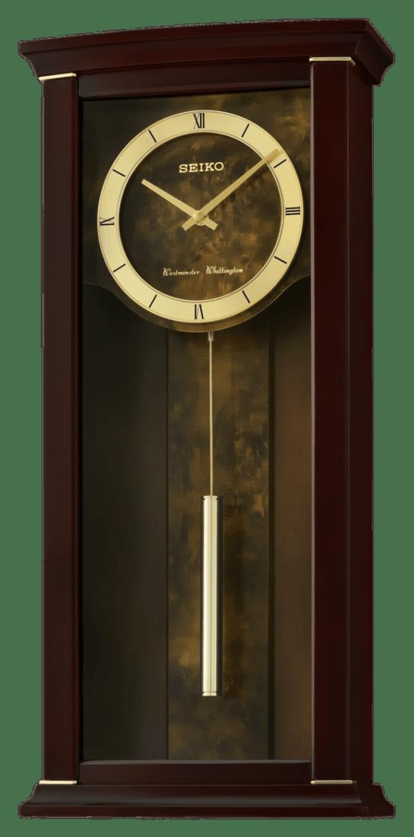 Seiko Elegance & Modern Wall Clock
