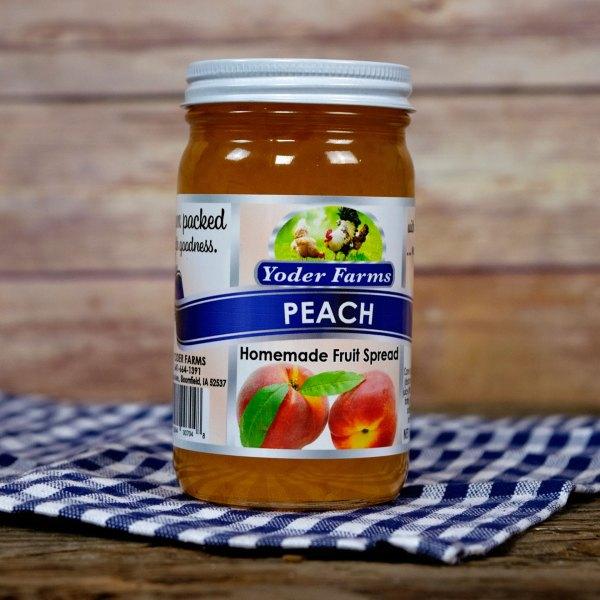 Peach Fruit Spread