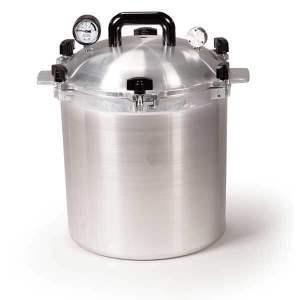 All American 925 Pressure Canner 25 Quart