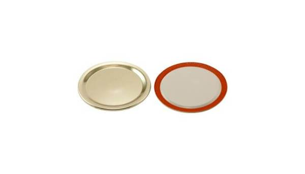 Bulk Canning Lids Wide Mouth Gold