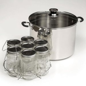 Harvest Stainless Steel Canner And Stockpot 20 Quart