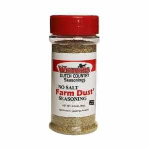 Weaver's Dutch Country Seasoning Farm Dust No-Salt