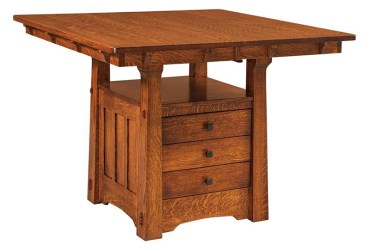 Amish Beaumont Mission Table
