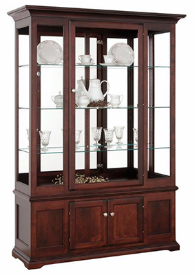 Curio Cabinet Of Curiosities Timber To Table