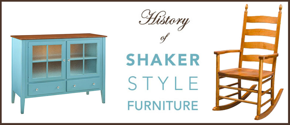 History Of Shaker Style Furniture Timber To Table