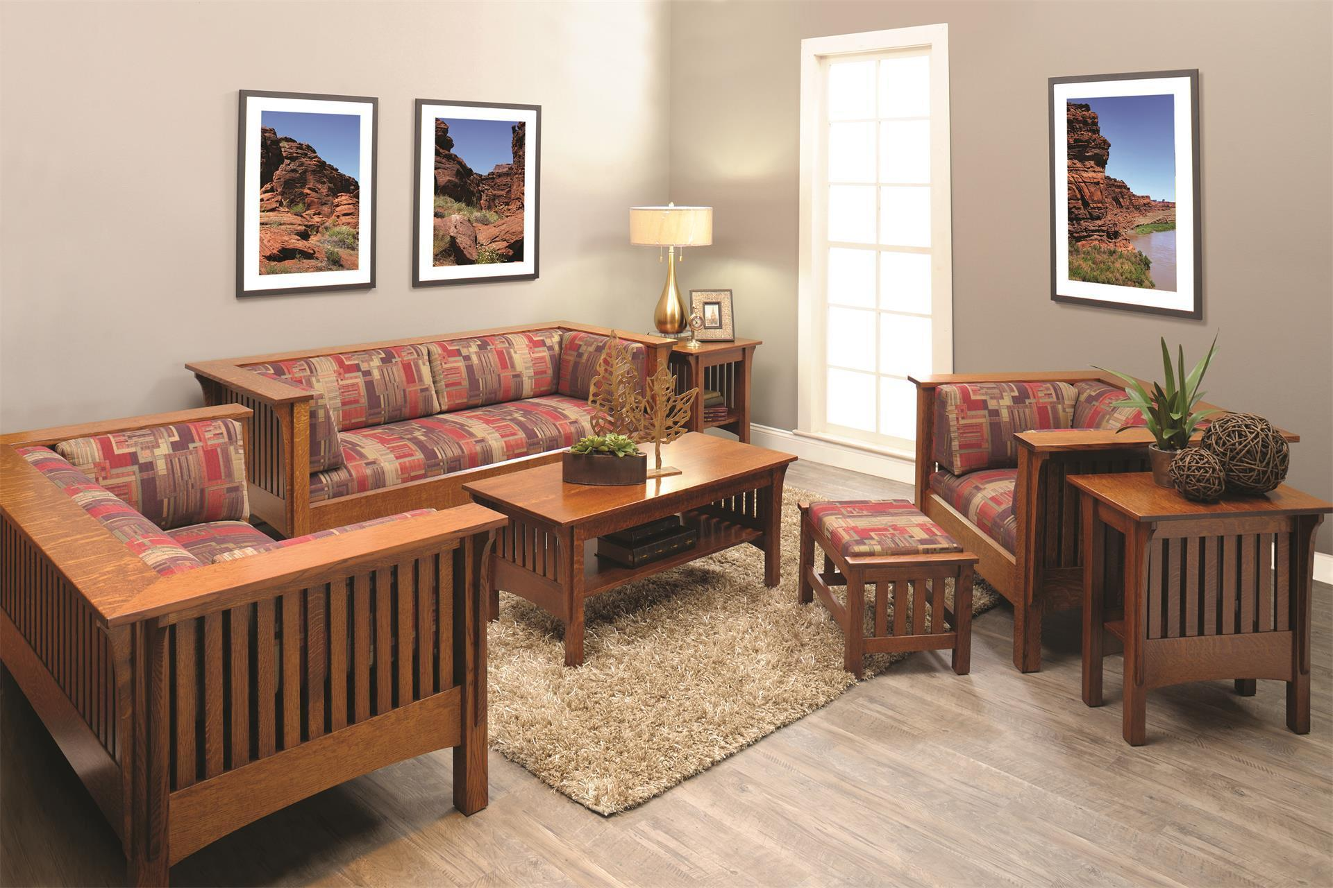 Rustic Mission Style Furniture