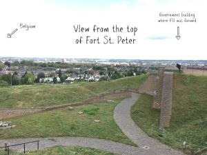 Top of Fort St. Peter, Maastricht