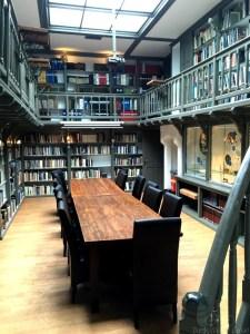 Astronomical Library Utrecht