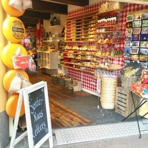 Amazing Cheese Store Gouda
