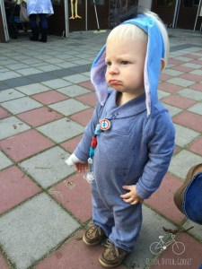 Eeyore Costume for Kids