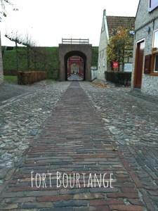 Entrance to Fort Bourtange