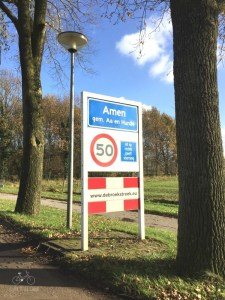 Town of Amen, Netherlands