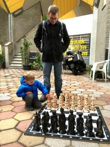 Chess Museum in Rotterdam