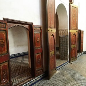 Bahia Palace Doors