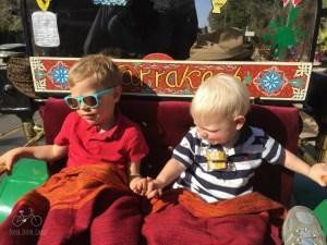 Marrakech Carriage Garden Ride