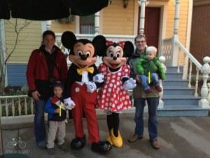 Disneyland Paris Mickey & Minnie