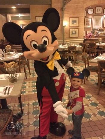 Mickey at Innovations