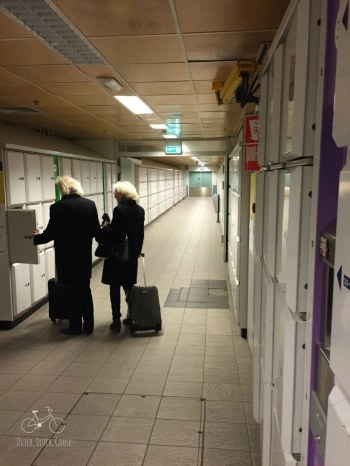Amsterdam Central Luggage Storage