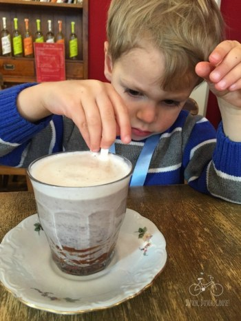 Hot Chocolate in Haarlem