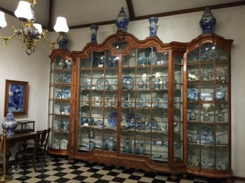 Royal Collection of Delft Pottery