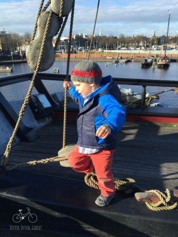 Ship Exploration Amsterdam