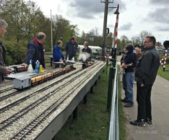 Small Model Railroad at Zuiderpark