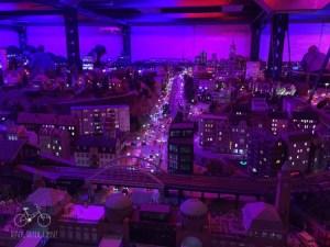 Twilight in Miniature Wunderland