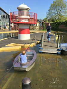 Utrecht Train Museum Playground