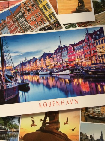 Copenhagen Postcards