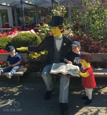 Hans Christian Andersen Lego