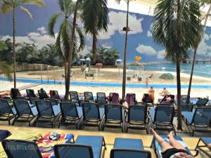 Indoor Splash Park at Tropical Islands