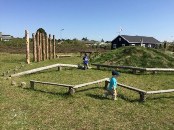 Romo Playground Course