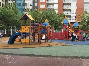 Bilbao Park Playground 2