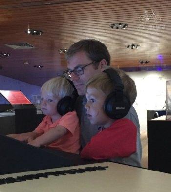 Alkmaar Art Museum Interactive Exhibits